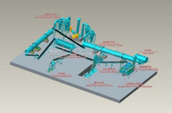 2 tons per hour flat die pelleting production line